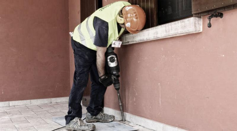 Crepe muri interni risolverle con le iniezioni di resina espandente GEOTEC