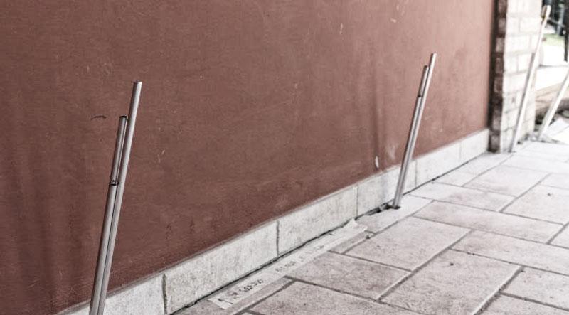 Crepe muri interni ed esterni: soluzione strutturale GROUNDFIX di GEOTEC