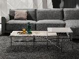 Mobili soggiorno: tavolini su misura by BertO