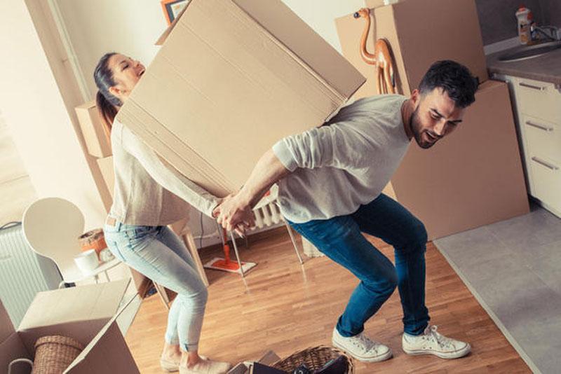 Traslocare per cambio residenza