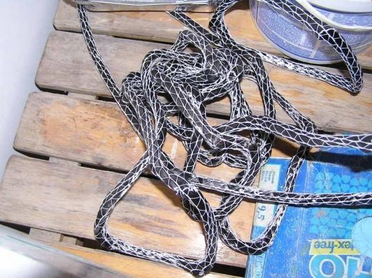 Sicurezza sismica: corda in tessuto di fibra di carbonio