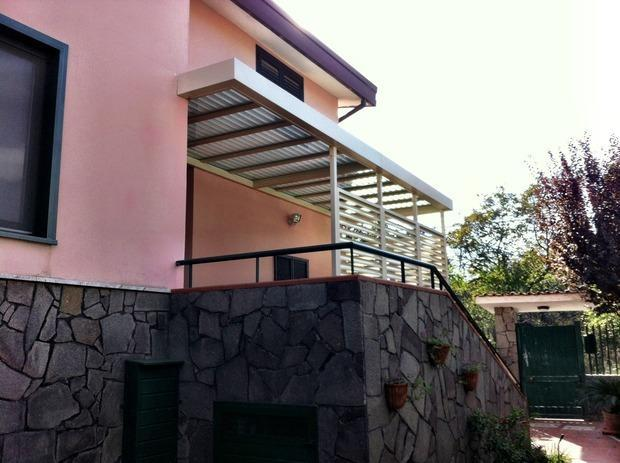 I permessi per la veranda