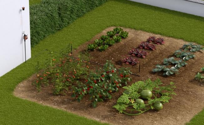 Coltivare l'orto con Claber
