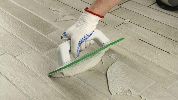 Fai da te idee e consigli sul bricolage - Stucco fughe piastrelle ...