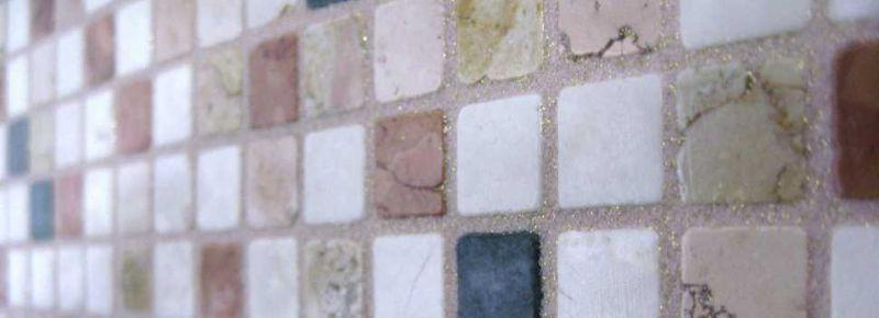 Stucco colorato Monomix per la fuga delle piastrelle