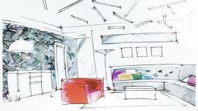 Rinnovare il soggiorno di casa senza ristrutturare