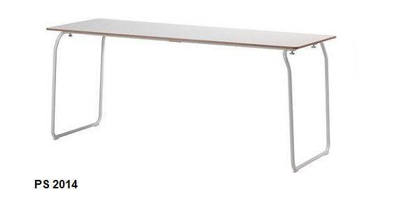 Rinnovare l'arredo con  il tavolo da giardino PS 2014 di Ikea