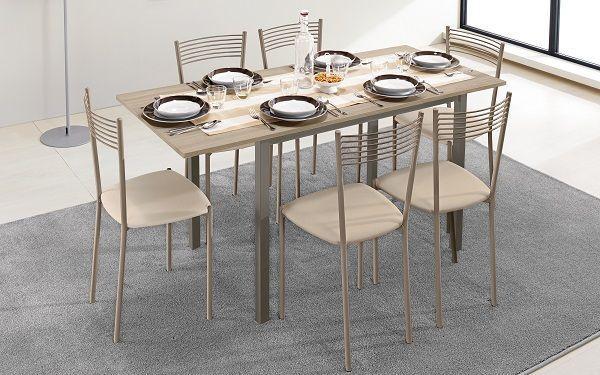 Rinnovare il soggiorno low cost: tavolo allungabile Speedy, Mondo Convenienza