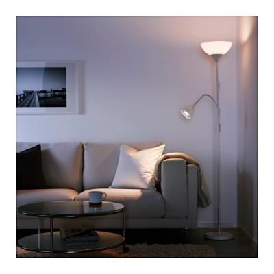 Rinnovare il living con Ikea, lampada da terra Not