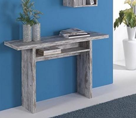 Home relooking: Montefiore Design, tavolo consolle Inside Rustico