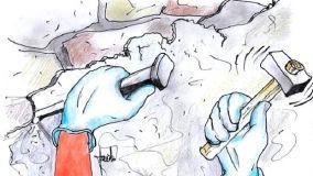 Pietre a vista sotto l'intonaco: restauro fai da te