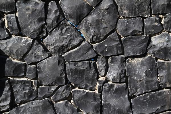 Zem Marmi:s paccato di pietra lavica nera