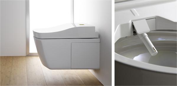 Arredamento bagno: NEOREST AC, WASHLET di TOTO Europe GmbH