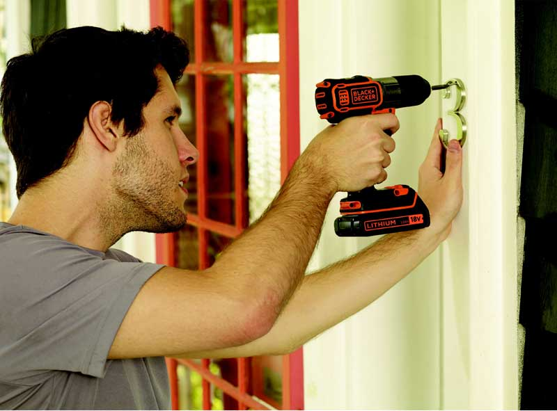 Trapani professionali intelligenti Black+Decker