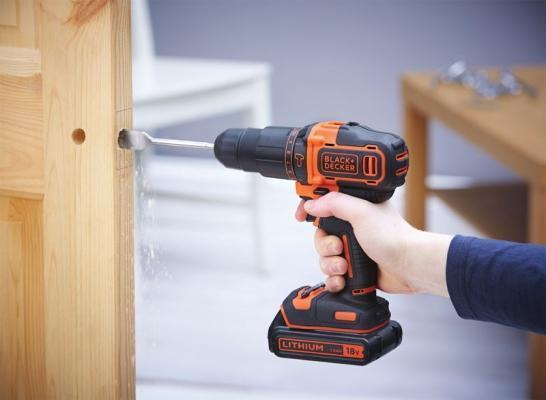 Trapano a batteria Black+Decker