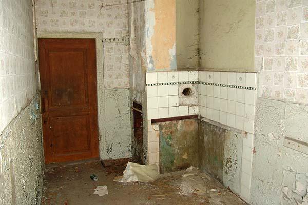 abitazione da ristrutturare