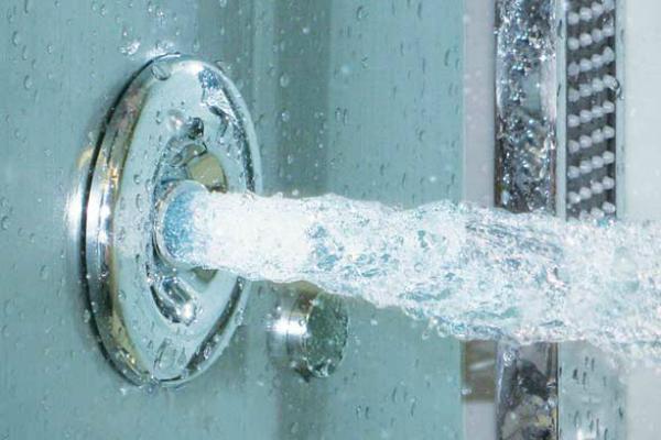 Cabina doccia Equos Power di Grandform