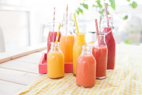 Succhi di frutta fresca