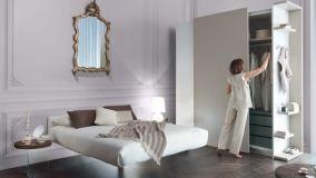 Dieci stili, dieci proposte di armadi per la camera da letto