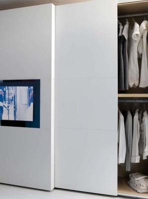 armadi per la camera da letto - Armadio Porta Tv Camera Da Letto