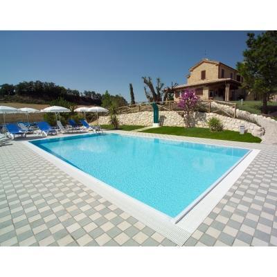 Costruire una piscina interrata - Realizzare una piscina ...