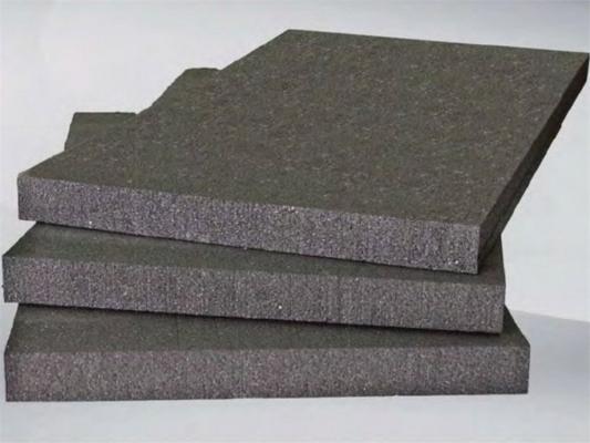 Pannelli isolanti in polistirolo per il soffitto