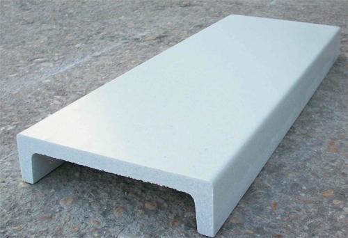 Coprimuro in cemento prodotto da Edilplast