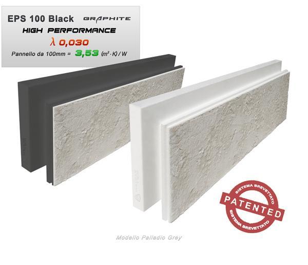 Pannello isolante prefinito Wall System