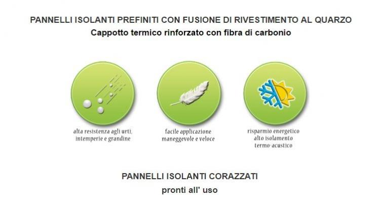 Cappotto termico Wall System