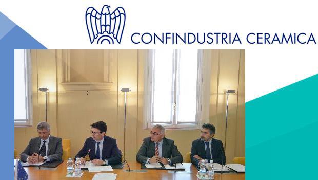 Assemblea 2017 di Confindustria Ceramica
