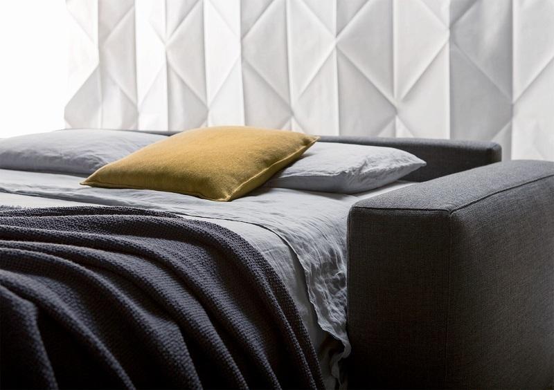 5 motivi per scegliere il divano letto - Ovvio divani letto ...