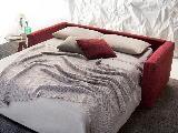 Divano trasformabile in letto modello Robinson