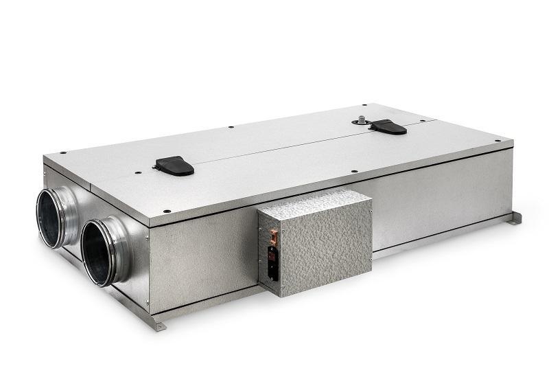 Sistema di ventilazione meccanica Rehau