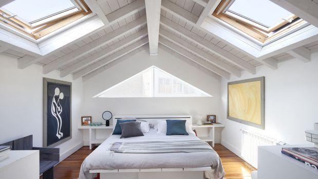 Recuperare lo spazio abitativo del sottotetto in modo semplice e funzionale