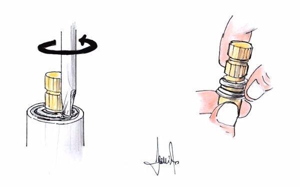 Riparare miscelatore: idraulico fai da te