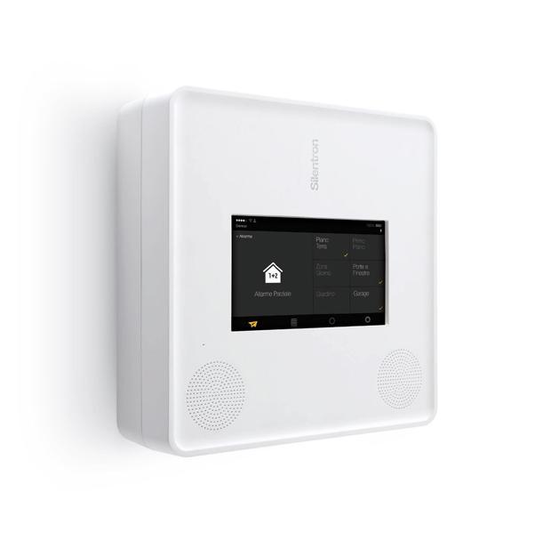 Impianto d'allarme Silenya Touch 7001 di Silentron