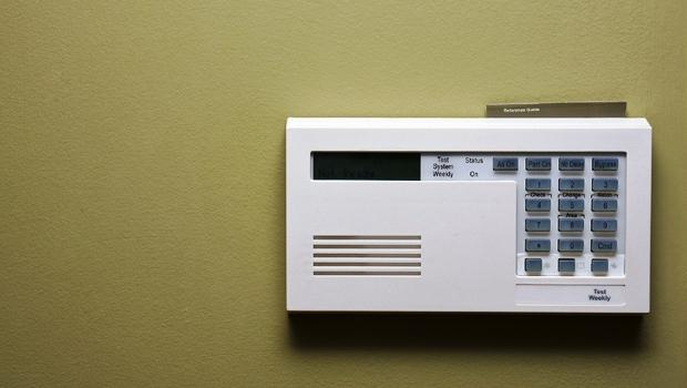 Centralina impianto d'allarme