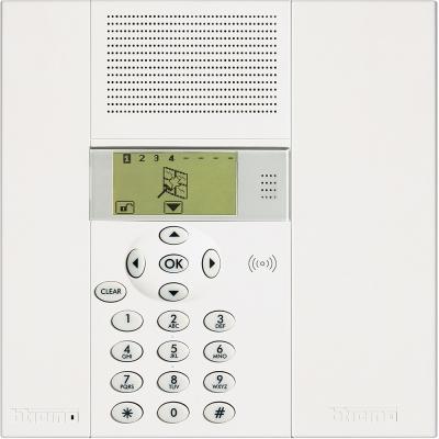 Impianto d'allarme 3486 prodotto da bticino