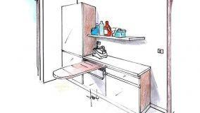 Come organizzare una lavanderia in casa