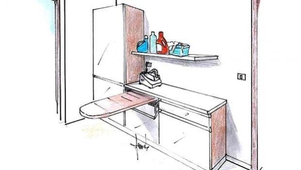 Idee di progetto e l'arredo giusto per organizzare una lavanderia in casa