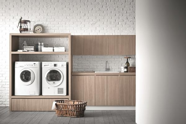 Idrobox di Birex: la lavanderia come contenitore multifunzione