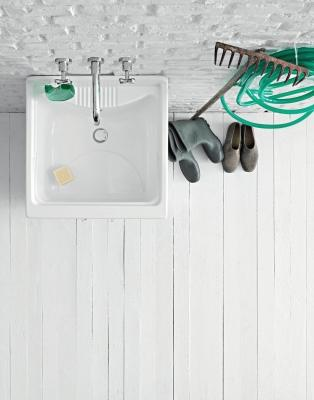 Lavatoio quadrangolare marchio Birex