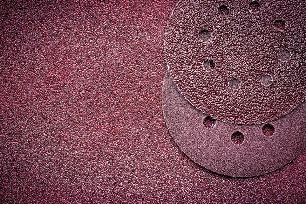 Dischi abrasivi per levigatrice