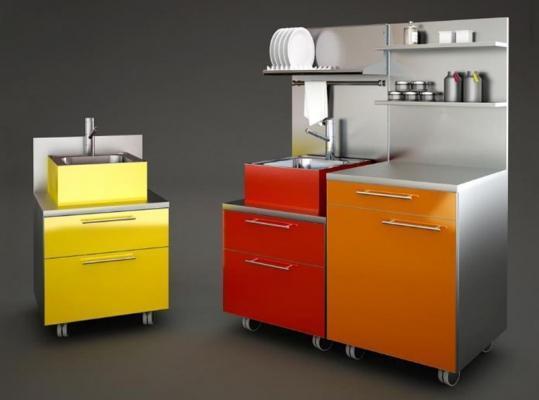 Cucine e arredamento moderno, by Zoldan