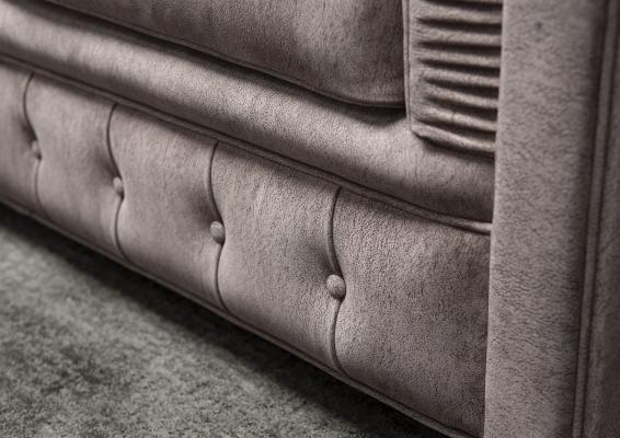 Dettaglio divano chester di BertO