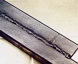 tipico cordono diella saldatura a filo