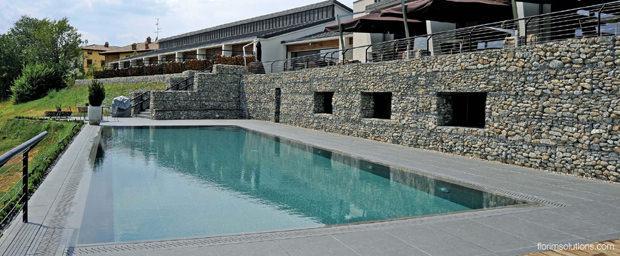 Rivestimento piscina FlorimSolution