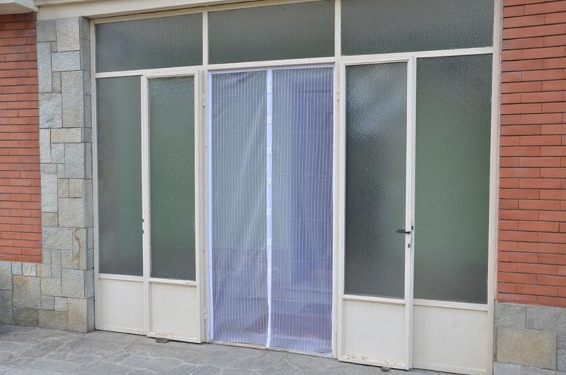 Zanzariere magnetiche for Zanzariera porta finestra