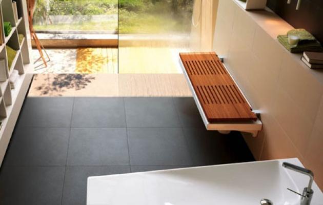 Hatria G-Full: panchetta trasformista nel bagno di nuova concezione