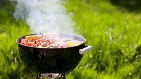 Barbecue a prova di fumo